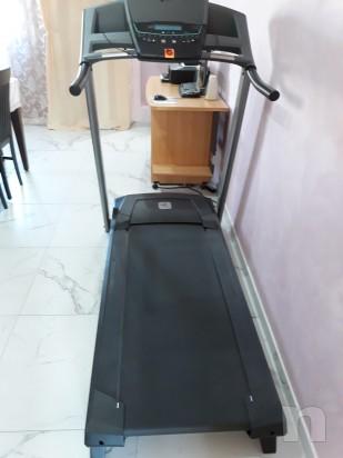 Vendo tapis roulant  mai usato richiudibile foto-14164