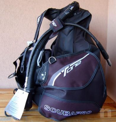 Jacket Scubapro T'One taglia L foto-26666