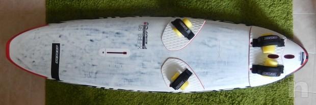RRD x-fire v8 90lt tavola windsurf foto-14213