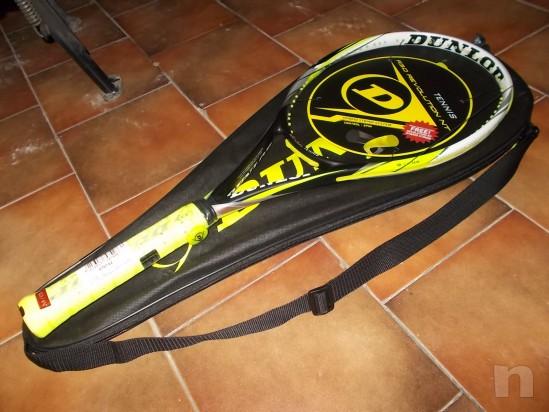 racchetta tennis DUNLOP R 3.0 NT REVOLUTION foto-26745
