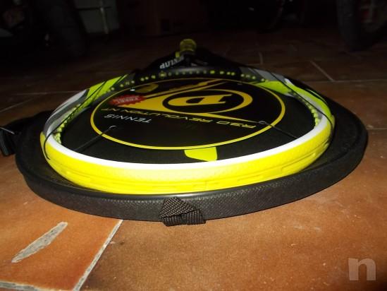 racchetta tennis DUNLOP R 3.0 NT REVOLUTION foto-26747