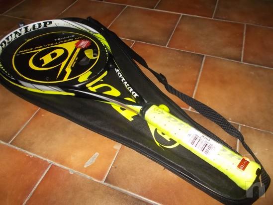 racchetta tennis DUNLOP R 3.0 NT REVOLUTION foto-26746