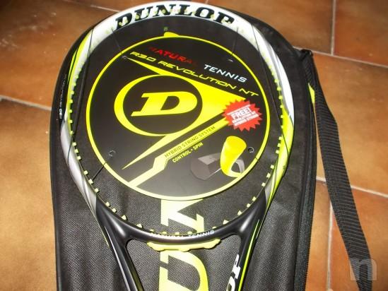 racchetta tennis DUNLOP R 3.0 NT REVOLUTION foto-26744
