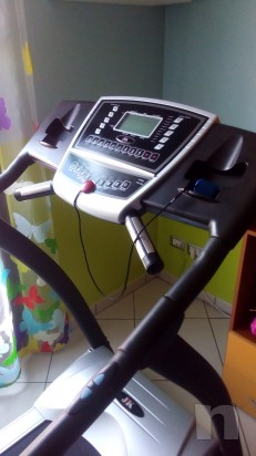 Tapis roulant JK fitness mod. 4420 foto-26749