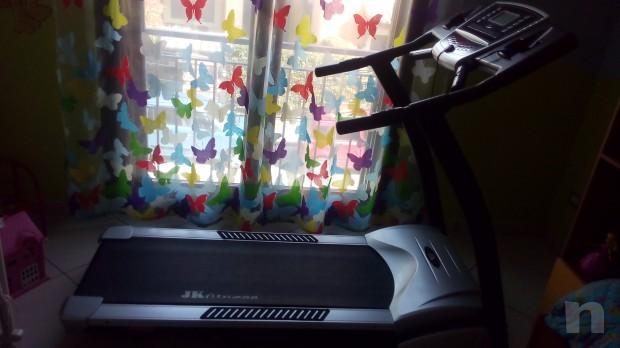 Tapis roulant JK fitness mod. 4420 foto-26748