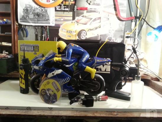 Moto professionale radiocomandata scoppio foto-26815