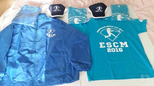 Kit 7 pezzi abbigliamento ESCM 2016 foto-14258