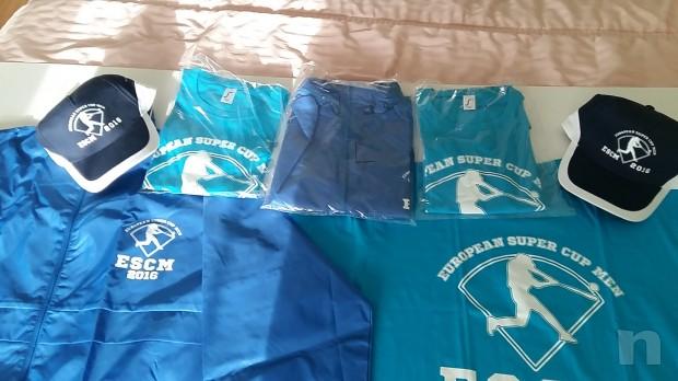 Kit 7 pezzi abbigliamento ESCM 2016 foto-26844