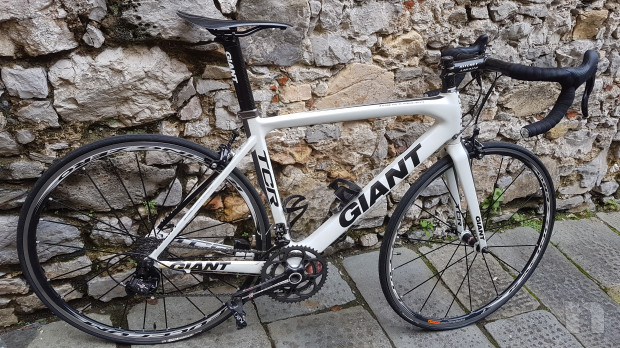 Vendo giant tcr advantage usata foto-14334