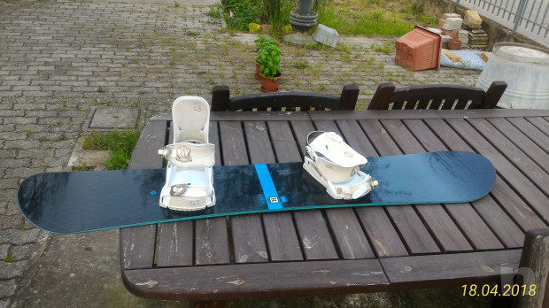 tavola snowboard rossignol perfetta foto-27082