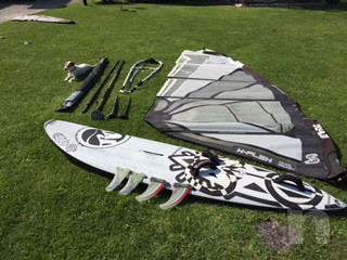 Vendo Set completo Windsurf Wave foto-14381