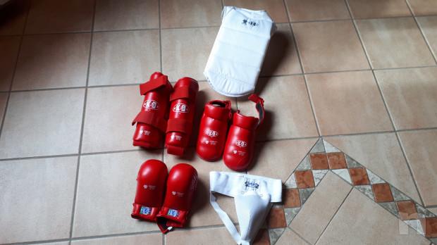 Protezioni per karate  foto-14400