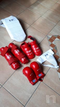 Protezioni per karate  foto-27164