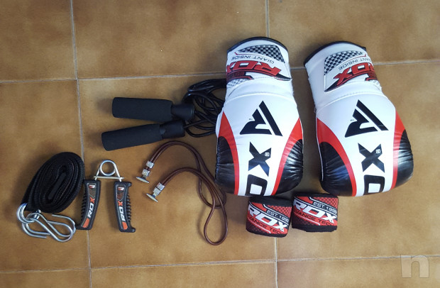 Sacco boxe rdx foto-27185