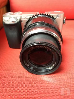 Custodia NAUTICAM in allumini con comandi esterni + Sony A6000 foto-27264