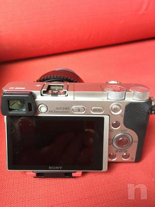 Custodia NAUTICAM in allumini con comandi esterni + Sony A6000 foto-27265