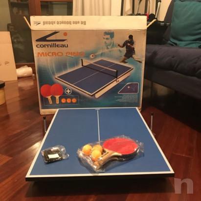 Tavolo da ping pong da appoggio foto-14461