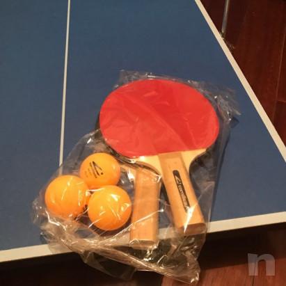 Tavolo da ping pong da appoggio foto-27290