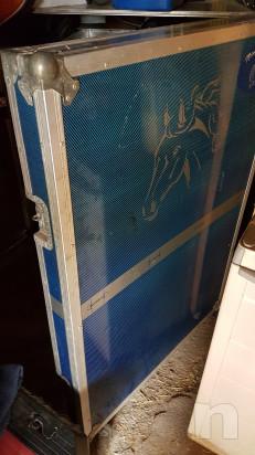 Sella da salto Equipe E-Carbon Special One D.S.B. misura 17 - Cassone Graphic Line Medium Top foto-27325