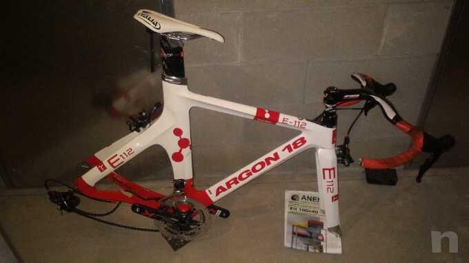Bici da corsa/triathlon Argon 18 E 112 foto-14482