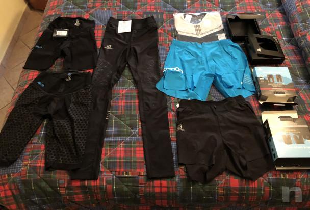 Abbigliamento salomon taglia XS foto-14580