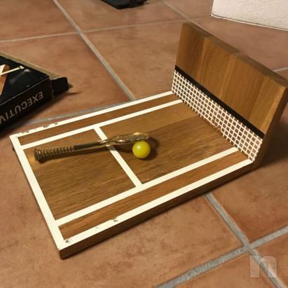 Executive tennis court: gioco tennis da tavolo foto-27602