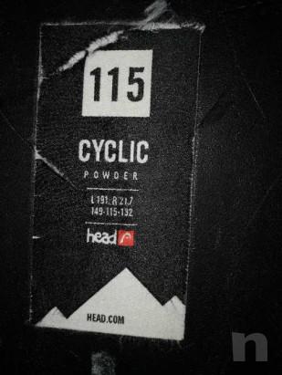 Head cyclic powder 115 foto-27624