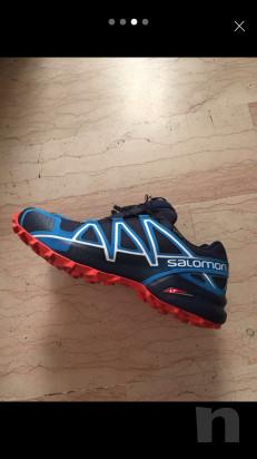 Salomon speedcross 4gtx nuove ancora nella scatola n. 46  foto-27734