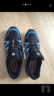 Salomon speedcross 4gtx nuove ancora nella scatola n. 46  foto-27733