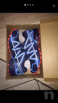 Salomon speedcross 4gtx nuove ancora nella scatola n. 46  foto-14685