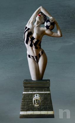 Scultura Juventus foto-27839
