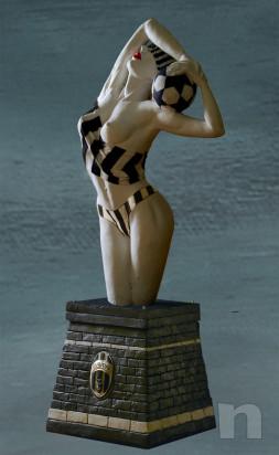 Scultura Juventus foto-14737