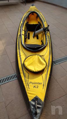 Kajak Gonfiabile Pointer k2 foto-27922