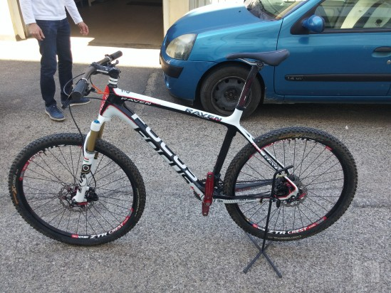 Vendo Focus Raven 26 con ruote 27.5 foto-1482