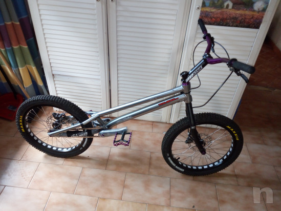 Vendo bike trial echo mark 6 2018,due ore di vita foto-28013
