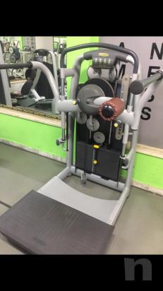 Vendo chest press selection, shoulder press... foto-28024