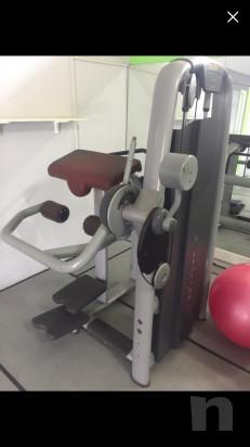 Vendo chest press selection, shoulder press... foto-28025