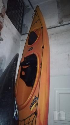 Aa kayak canoa Rainbow 3'92  pari nuovo foto-28107