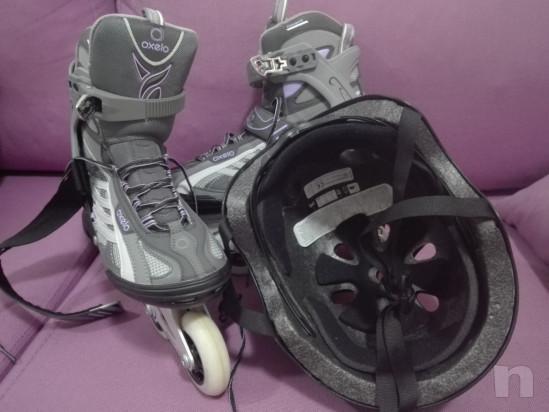 Pattini a rotelle in linea foto-14921