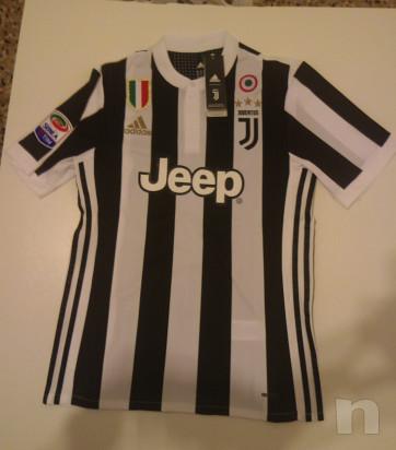 Maglia Juventus Gara Home Authentic 2017-2018  foto-28220