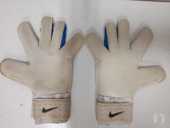 Guanti da portiere Nike taglia 9.5 foto-28246