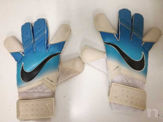Guanti da portiere Nike taglia 9.5 foto-14974