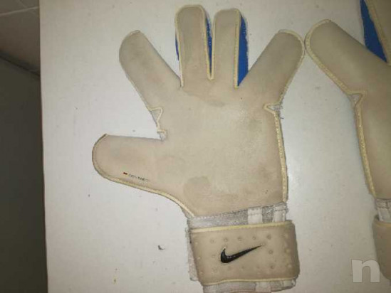 Guanti da portiere Nike taglia 9.5 foto-28248