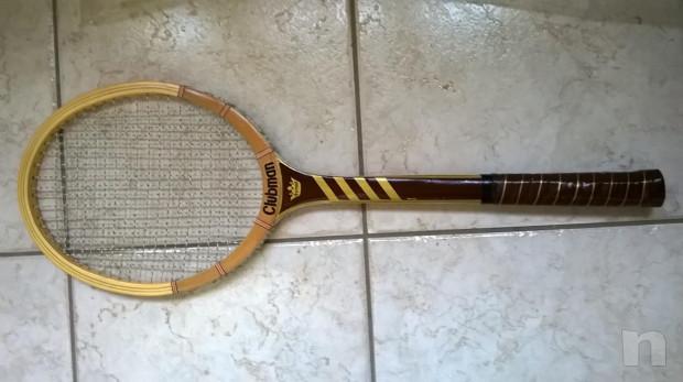 racchetta tennis cluban foto-15025