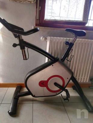 Cyclette elletrica foto-28347