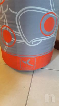 Sacco paracolpi Domyos + kit fissaggio a muro foto-28420