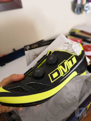 DMT VEGA 2.0 BLACK YELLOW FLUO ORIGINALI foto-15086