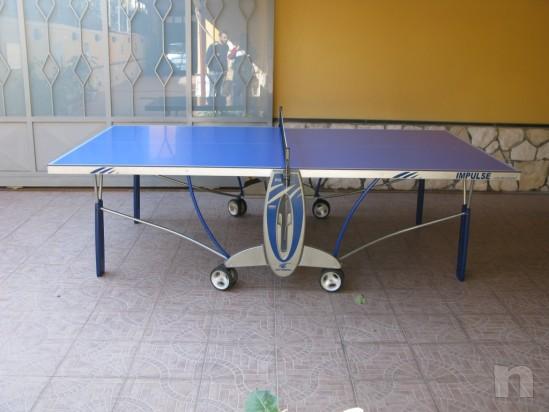 Tavolo ping pong cornilleau outdoor tennistavolo in vendita a napoli - Misure tavolo da ping pong professionale ...