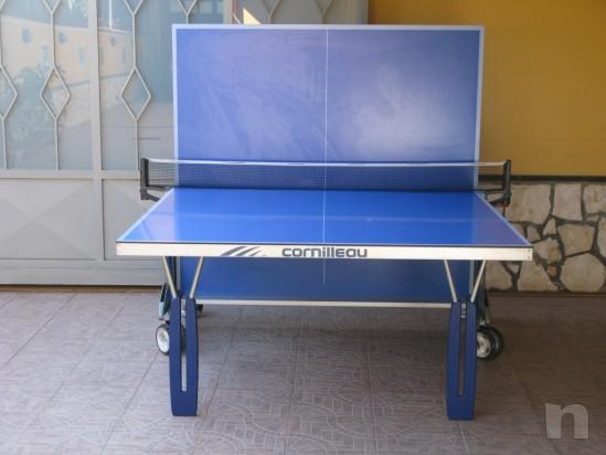 Tavolo Ping Pong Cornilleau Outdoor foto-2366
