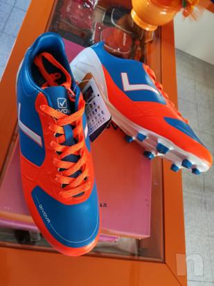 Scarpe da calcio Givova modello Rho nuove foto-15230